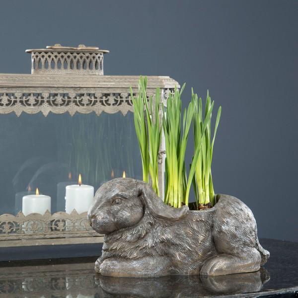Windlicht Laterne Kerzenständer Metall Antiksgrau Shabby Vintage Landhaus Deko